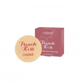 CAUDALIE French Kiss Tinted Lip Balm Seduction Pink