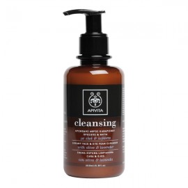 APIVITA Αφρός Καθαρισμού για Πρόσωπο & Μάτια