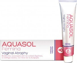Aquasol Femina Vaginal Atrophy 30ml