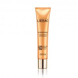 Lierac Sunissime Fluide protecteur énergisant Anti-âge global SPF50+ 40ml