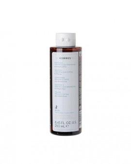 Korres Σαμπουάν για λιπαρά μαλλιά Γλυκύρριζα & Τσουκνίδα 250ml