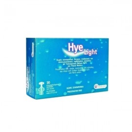 Hye Light οφθαλμικό διάλυμα 20x0,5ml