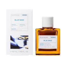 Korres Blue Sage Eau de Toilette 50ml