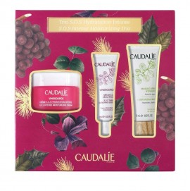 Caudalie Trio S.O.S. Hydratation Intense 50ml+10ml+15ml