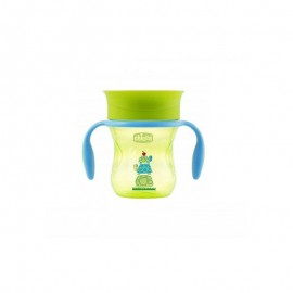 Chicco Perfect Cup 2 σε 1 200ml 12+ Months Πράσινο
