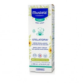 Mustela Stelatopia Creme Emolliente with Sunflower 200ml