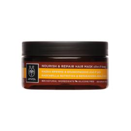 Apivita Μάσκα Μαλλιών Θρέψης και Επανόρθωσης με ελιά&μέλι 200ml