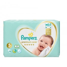 Pampers Premium Care No5 (11-16kg) 44 πάνες