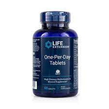Life Extension One-Per-day 60tabs