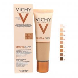 Vichy Mineralblend Fond De Teint Hydratant 11 Granite  30ml