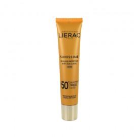 Lierac SUNISSIME BB Dore Fluide protecteur énergisant Anti-âge global SPF50+ 40ml