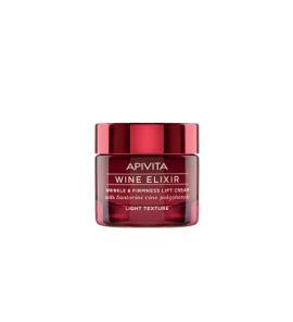 Apivita Wine Elixir Κρέμα για Σύσφιξη & Lifting ελαφριάς υφής 50ml