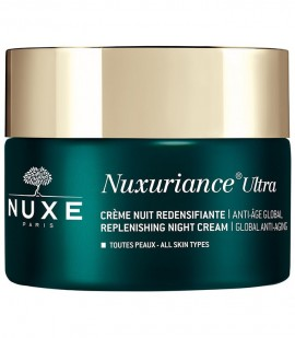 Nuxe Nuxuriance Ultra Replenishing Night Cream Global Anti-Aging 50ml