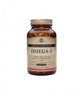 Solgar Omega-3 Triple Strength 1400mg 50softgels