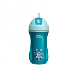 Chicco Sport Cup Μπλε 14m+ 266ml