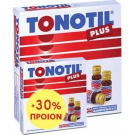 Tonotil Plus ampoules 10τμχ. + 30% προϊόν ΔΩΡΟ