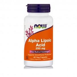 Now Alpha-Lipoic Acid 250mg  60 κάψουλες