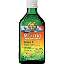 Mollers Σιρόπι Tutti Frutti 250ml