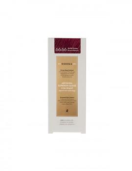 Korres Abyssinia superior gloss colorant 66.66 Ξανθό σκούρο έντονο κόκκινο 50ml