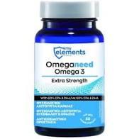 MyElements Ωmeganeed Omega 3 Extra Strength 30 softgels