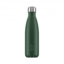 Chilly's Matte Green 500ml
