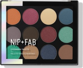 Nip+Fab Eyeshadow Palette Jewelled