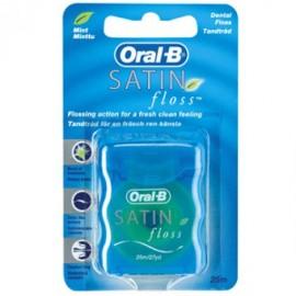 Oral-B Satin-Floss Mint 25m