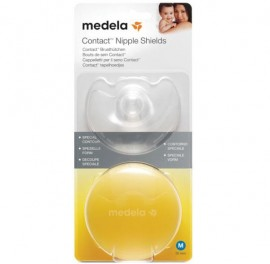 Medela Contact Nipple Shields Medium 2τμχ