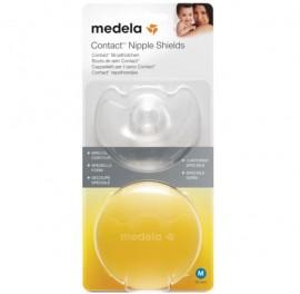 Medela Contact Nipple Shields Medium 2τμχ