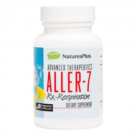 Natures Plus Aller-7 Rx Respiration 60 ταμπλέτες