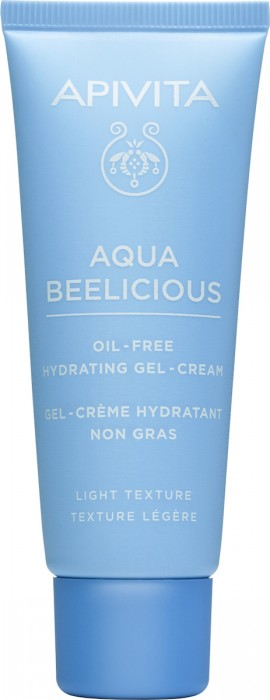 Apivita Aqua Beelicious Light Oil-Free Cream-Gel 40ml