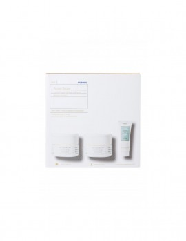 Korres Promo Λευκή Πεύκη Set Κρέμα Ημέρας για Πολύ Ξηρές Επιδερμίδες 40ml + Κρέμα Νύχτας 40 ml + Γαλάκτωμα Καθαρισμού 3 σε 1 16ml