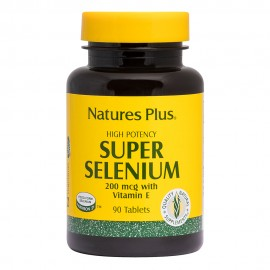 NaturesPlus Super Selenium Complex 90 ταμπλέτες