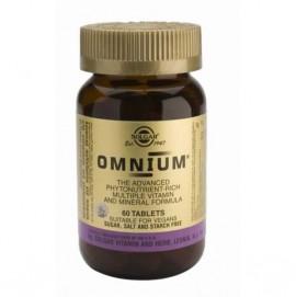 Solgar Omnium Πολυβιταμίνη 60tabs