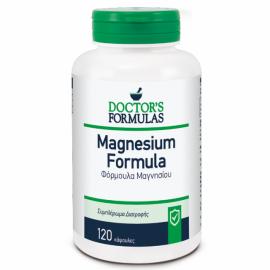 Doctors Formulas Magnesium Formula 120 Δισκία