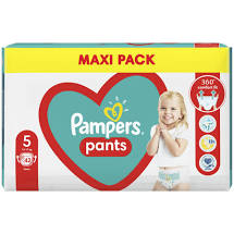 Pampers Pants Maxi Pack Μέγεθος 5 (12-17kg) 42τμχ