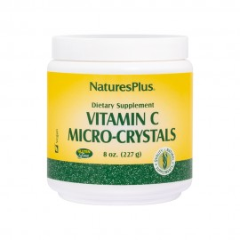 Natures Plus Vitamin C Micro Crystals 227 gr