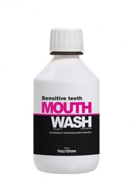Frezyderm Mouthwash for Sensitive Teeth 250ml
