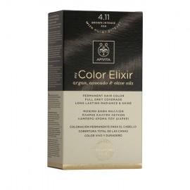 Apivita My Color Elixir 4.11 Καστανό Έντονο Σαντρέ