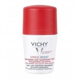 Vichy Deodorant Stress Resist 72ώρες Roll-On 50ml