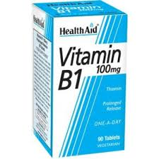HEALTH AID Vitamin B1 100mg