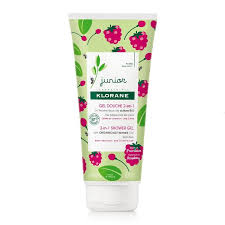 Klorane Junior Gel Douche Framboise 200ml