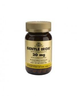 Solgar Gentle Iron 20mg 90 caps