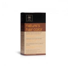 Apivita Φυσική βαφή μαλλιών 7.14 Σαντρέ Χάλκινο