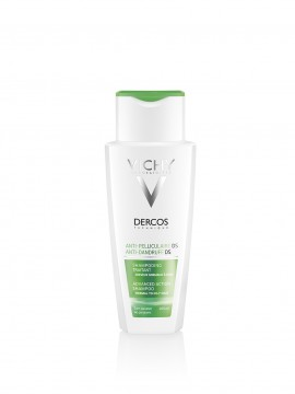 Vichy Dercos Anti-Dandruff Advanced Action Shampoo Oily Hair 200ml