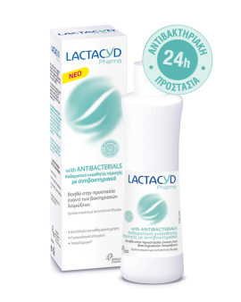 Lactacyd Pharma with Antibacterials 250ml