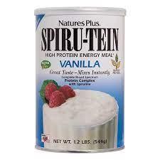 NaturesPlus Spiru-Tein Vanilla 544 gr
