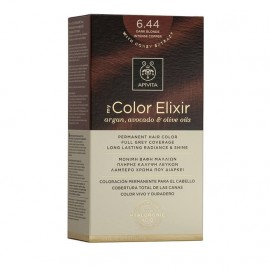 Apivita My Color Elixir 6.44 Ξανθό Σκούρο Έντονο Χάλκινο