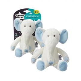 Tommee Tippee Breathable Toy Eddy ο Ελέφαντας 0m+