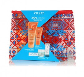 VICHY Ideal Soleil Blue PROMO Wet Skin SPF50 & BB Tinted Face cream SPF50+